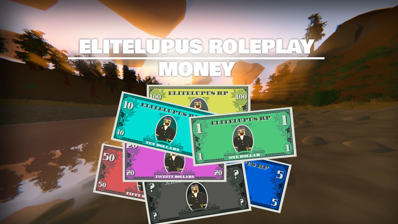 Steam Workshop :: Elitelupus Roleplay Money [UPDATED]