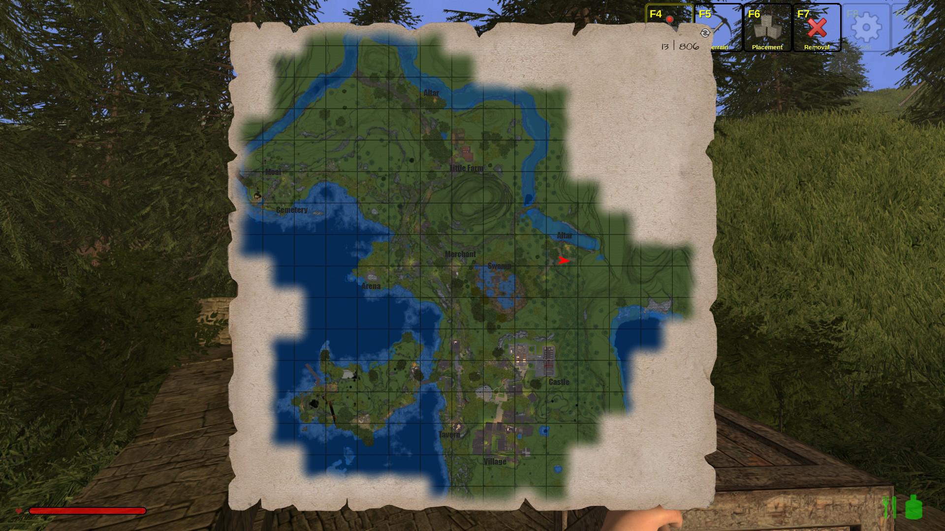 Steam Community :: Screenshot :: Belgadevania current size   max