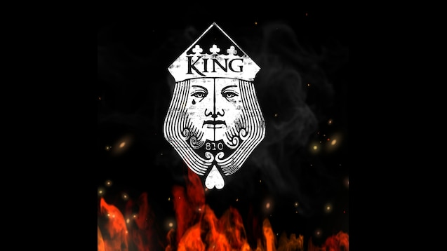 Steam Workshop King 810 Logo W Fire