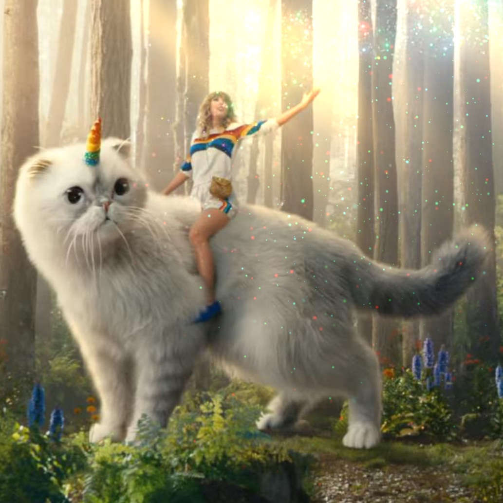 Steam Workshop Taylor Swift Riding Her Cat