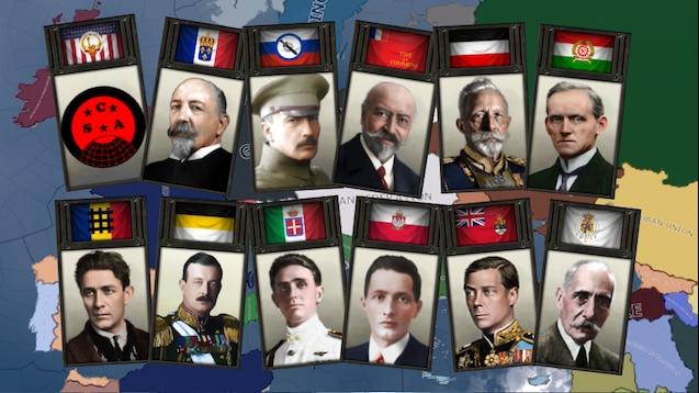 Steam Workshop :: A Flag Mod: Kaiserreich