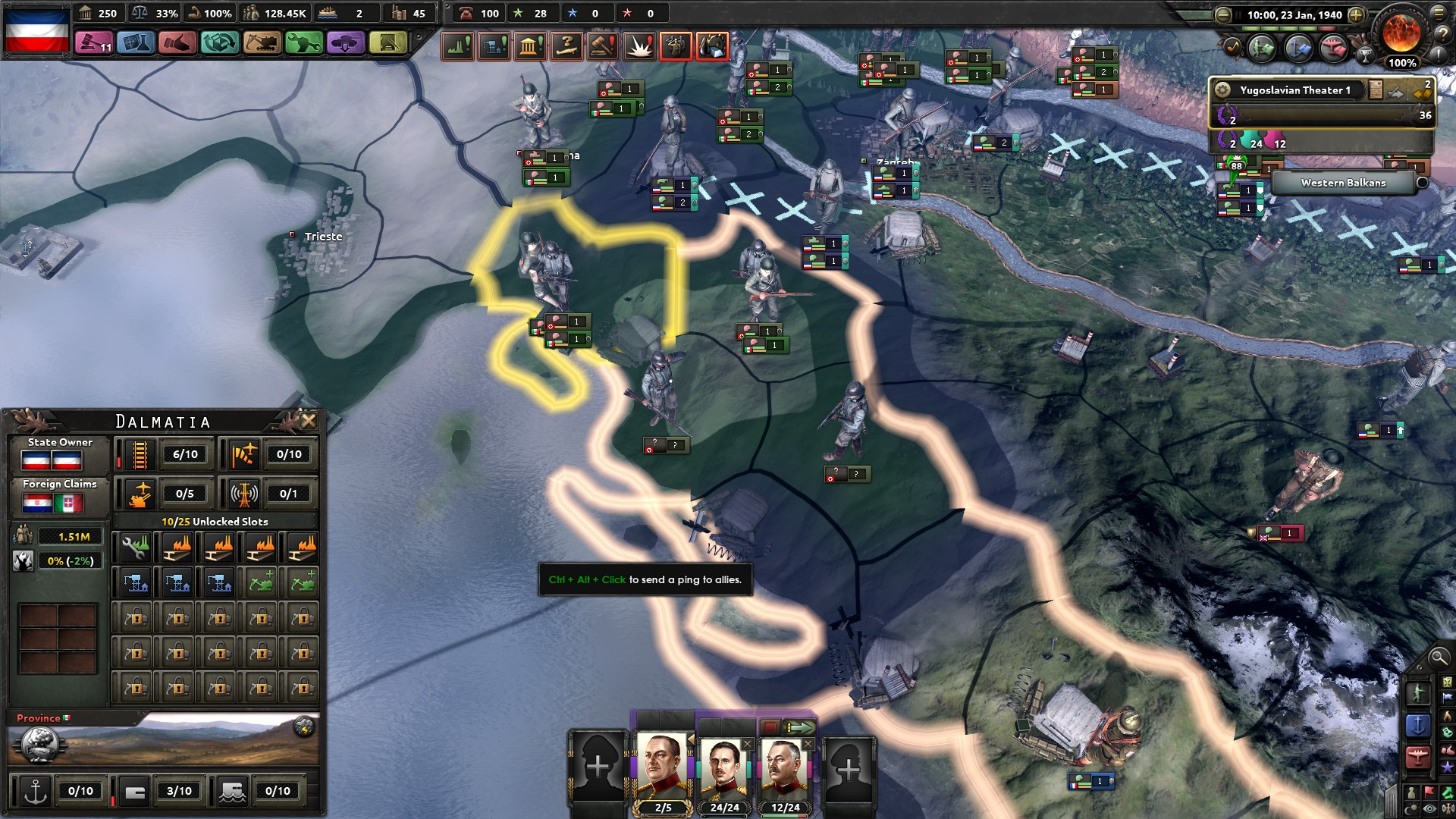 Steam Community :: Guide :: Hoi4 Country Review: Yugoslavia