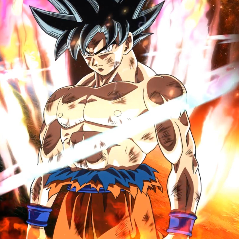 Steam Workshop Dragon Ball S Goku Ultra Instinct Hd Live Wallpaper