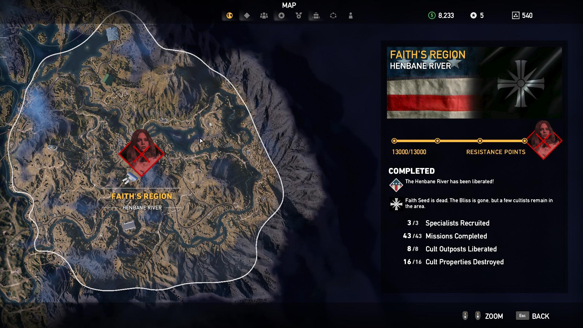 Steam Community Screenshot Faith S Region All Clear
