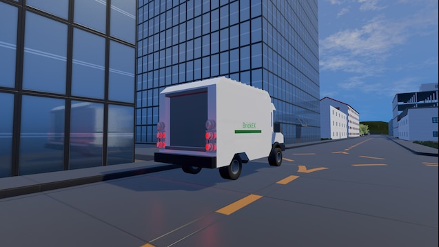 Steam Workshop :: Cargo Van