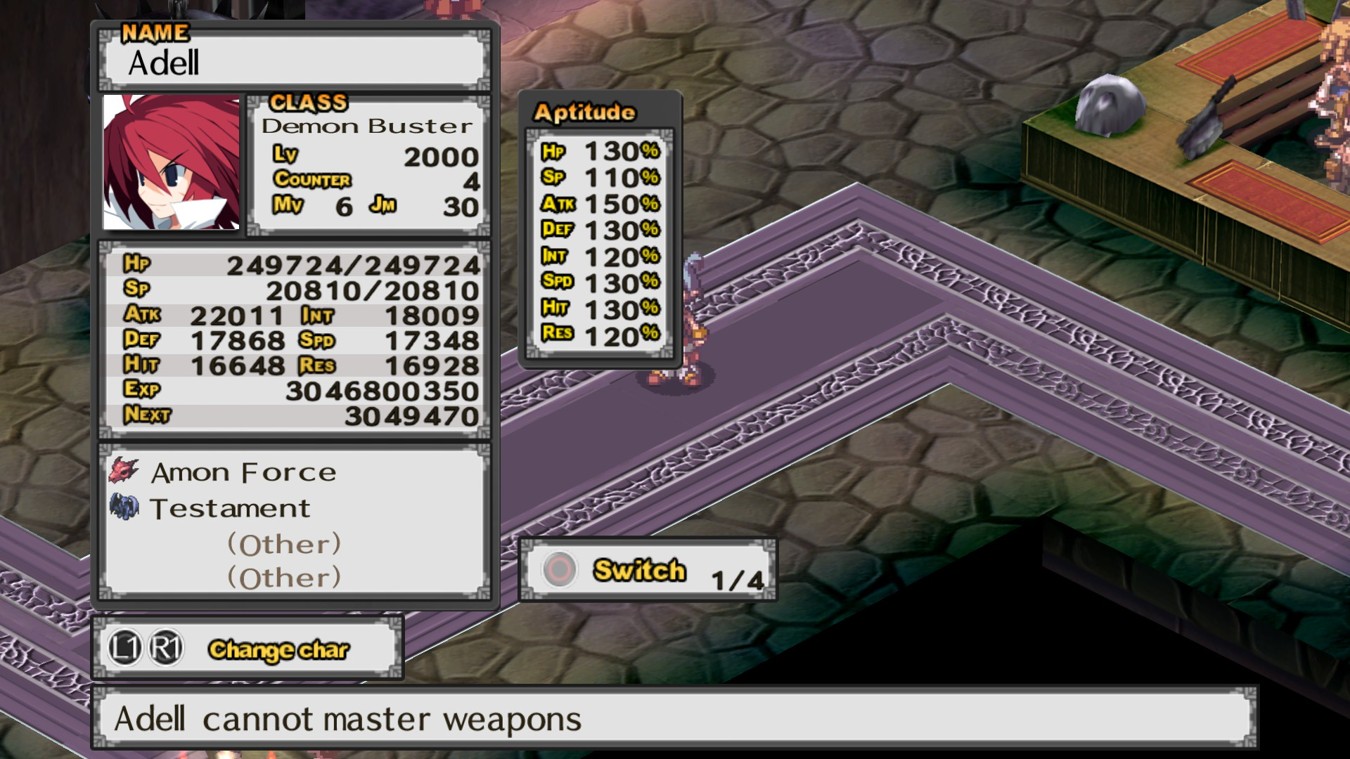 Steam Community :: Guide :: How to Disgaea 101/Grinding: The
