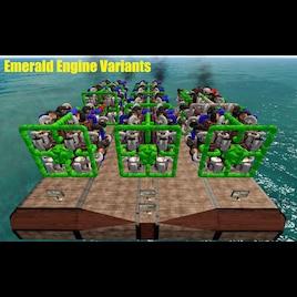 steam workshop emerald engine variants
