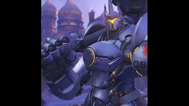 Steam Workshop Reinhardt Classic Overwatch 4k