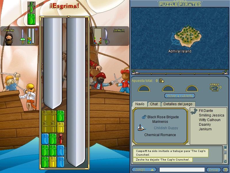 pierderea în greutate puzzle puzzle pirates)