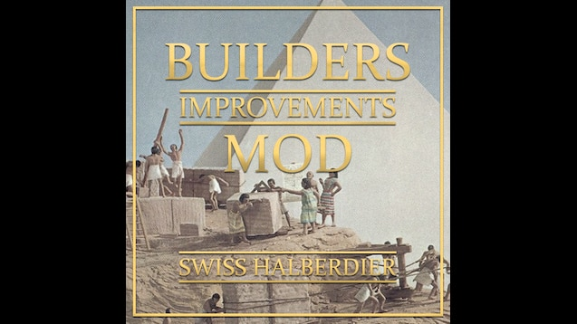 Steam Workshop :: Builders Improvements Mod (BIM)