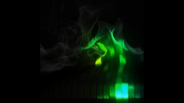 Steam Workshop :: Particle tests (15) 3D Music Visualizer 1080p