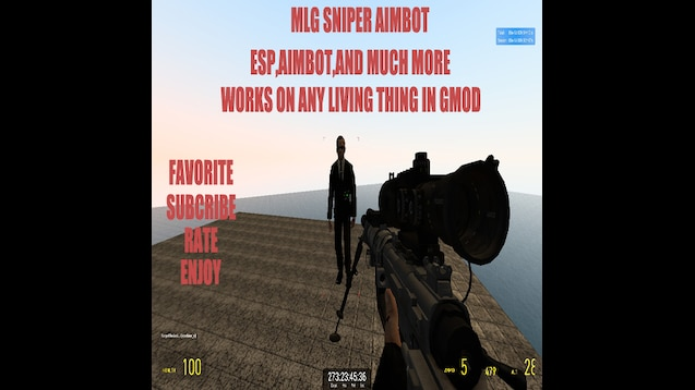 Steam Workshop Mlg Sniper Aimbot