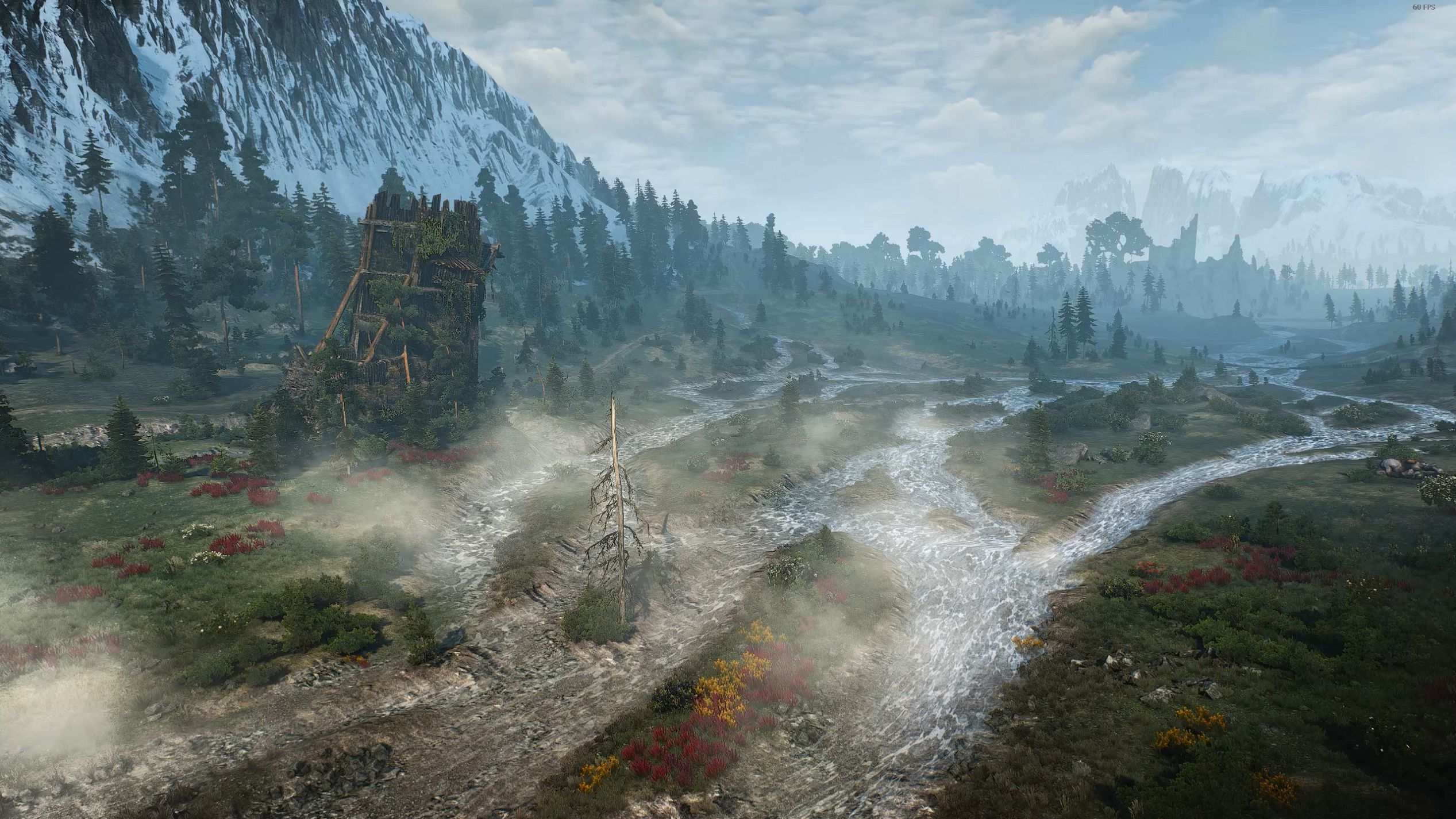 Steam Workshop The Witcher 3 Skellige Fyresdal 1440p