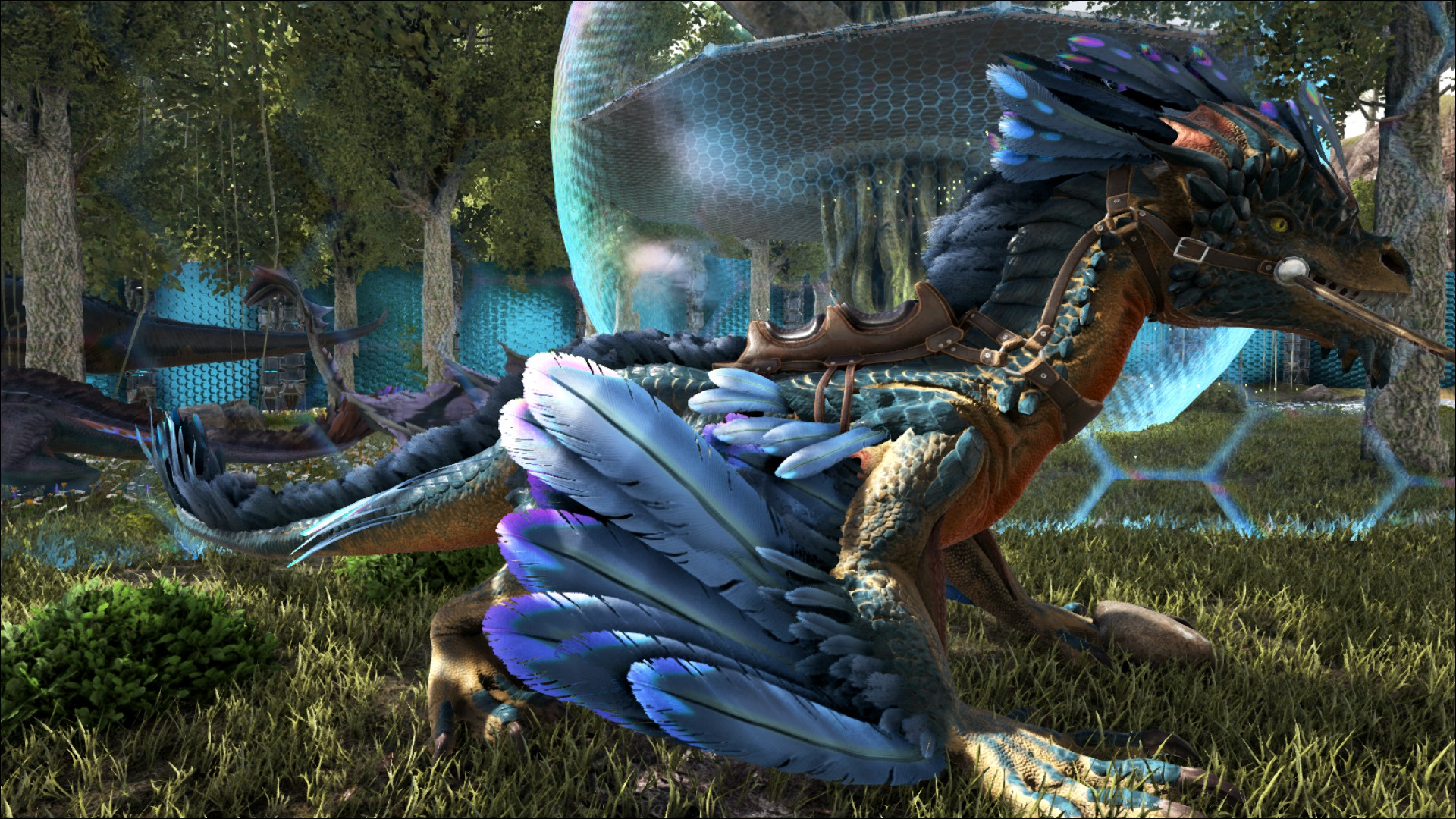 Ark:  Survival Evolved 06FB50F03E257E5E0040618BC76EA2D2B0AE2748