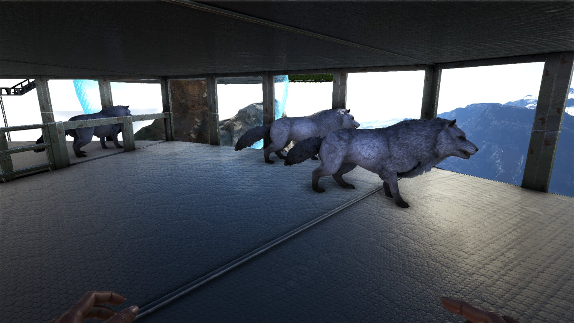 Ark:  Survival Evolved 3BE3E70DB019039C259067CCFB24B4A6EB1E0C7A