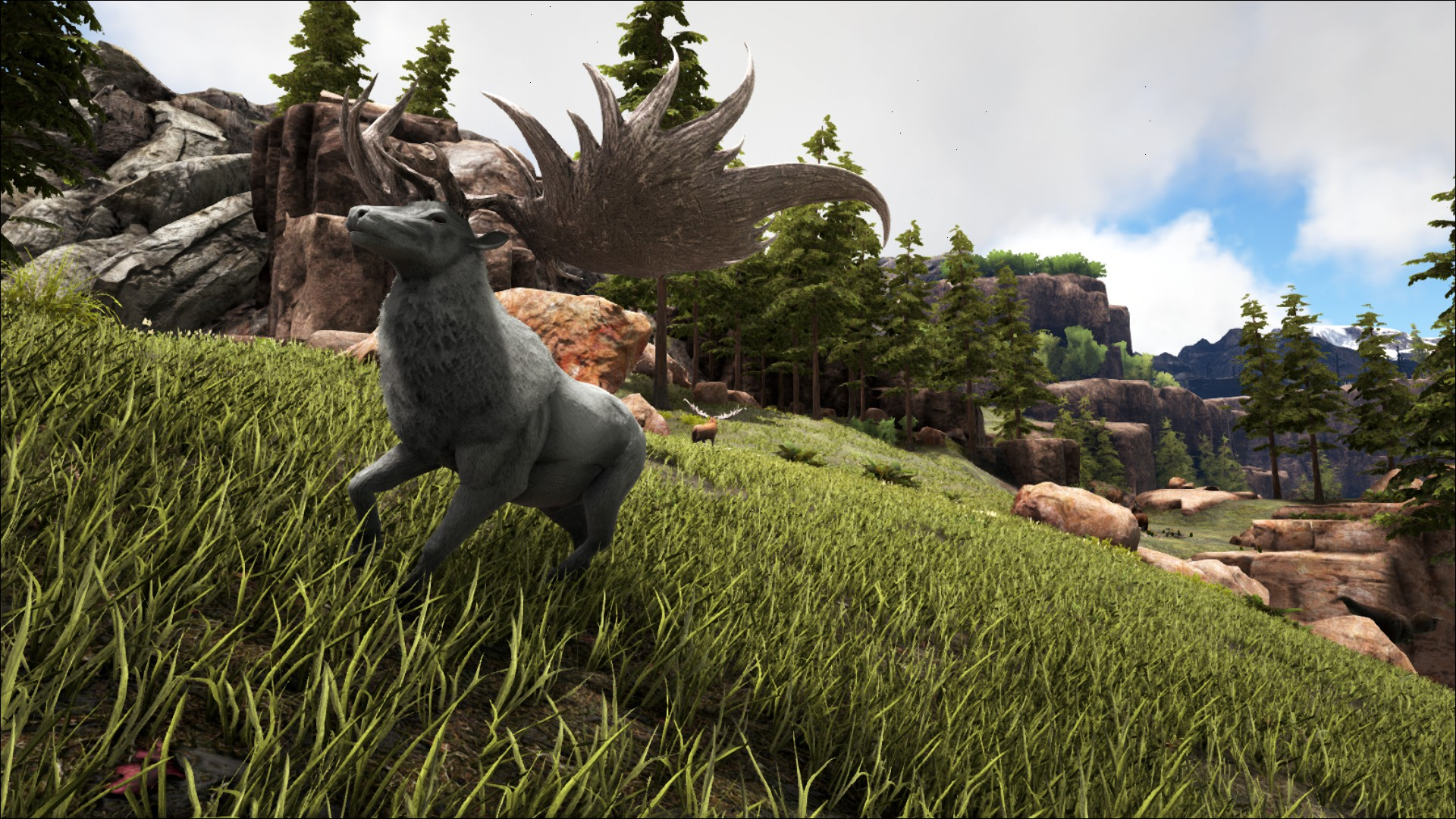 Ark:  Survival Evolved 4F5DB87B796AAE949B0C892AE3EA3A9429257DDB