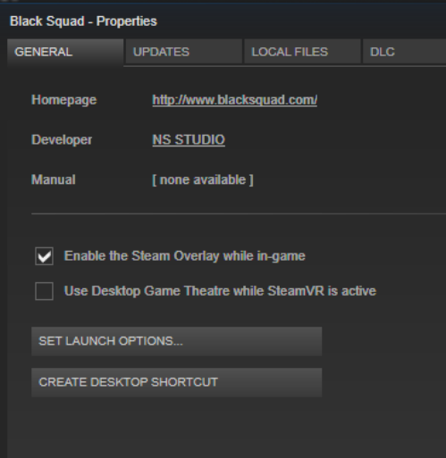 Steam Community :: Guide :: how to stop freeze screen in BS(improve K/D)