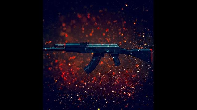 Ak 47 Redline >> Steam Workshop Ak 47 Redline 1920x1200