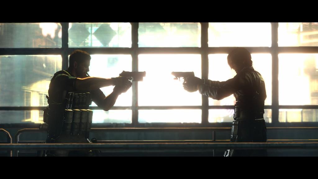 Steam Community Screenshot Chris Vs Leon