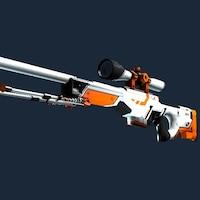 Steam workshop skin weapon cs go - Awp asiimov css ...