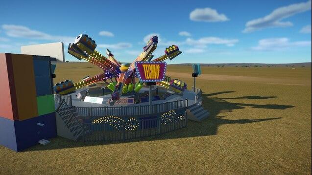 Steam Workshop :: techno jump fantasy island