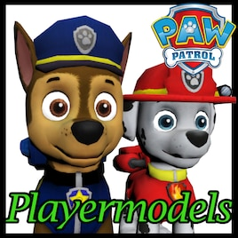 Steam Workshop Paw Patrol Pup Playermodels
