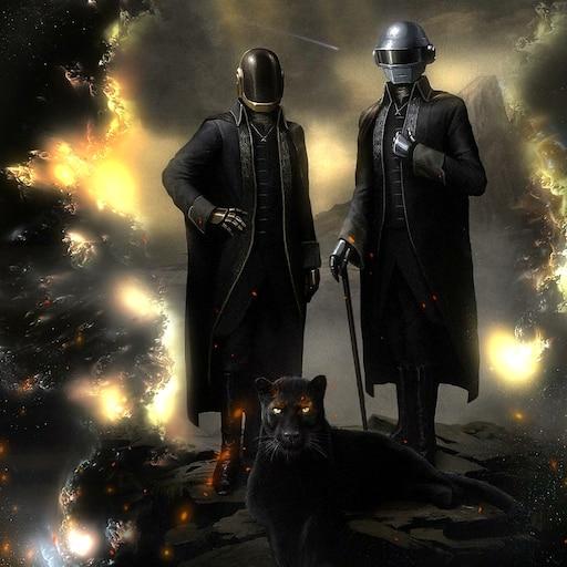 Steam Workshop::Daft Punk - Starboy