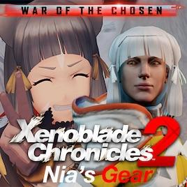 Steam Workshop :: (XC2) Xenoblade Chronicles 2: Nia's Gear