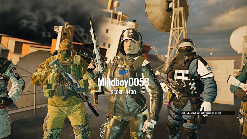 Sexy rainbow six siege