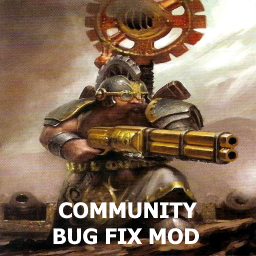 Community Bug Fix - OUTDATED FOR NOW -