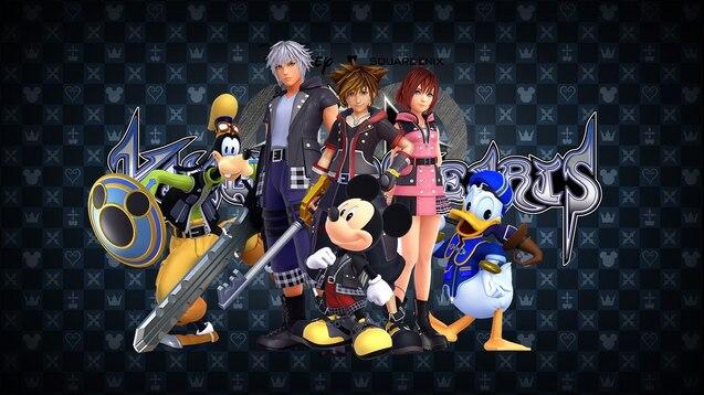 Steam Workshop::Kingdom Hearts 3 Group