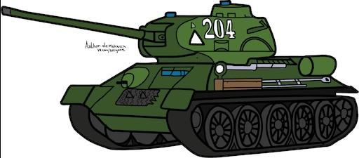 едва картинки военных танков для доу рис
