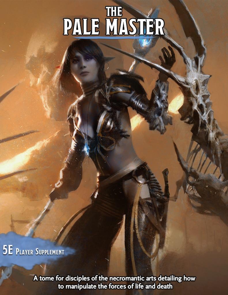 Steam Community :: :: The Pale Master (D&D 5E Class)