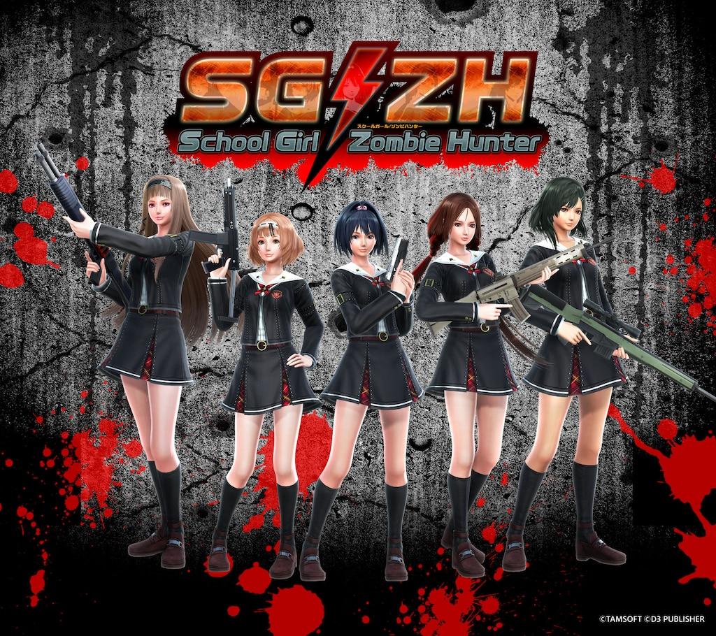 sg/zh school girl/zombie hunter pc trainer