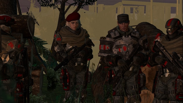 Steam Workshop :: Halo Reach - Insurrectionist Character Models