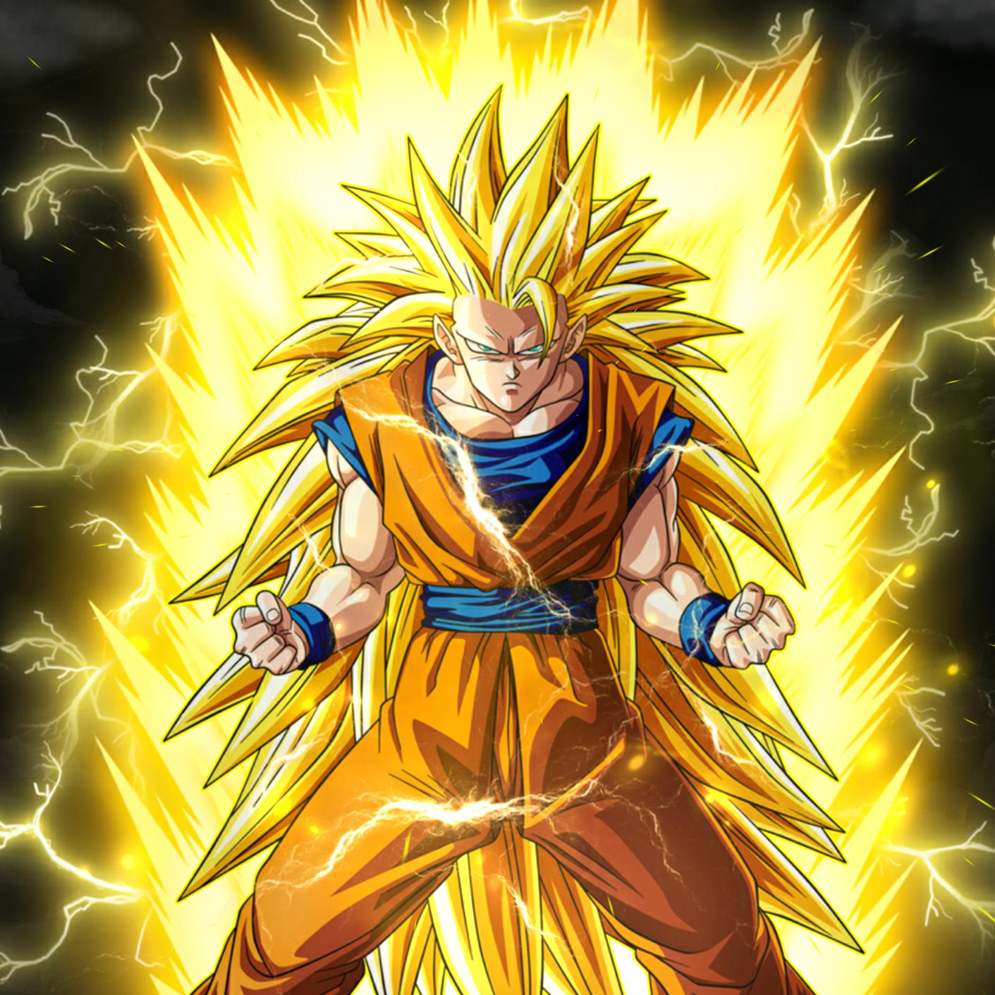 Steam Workshop Super Saiyan 3 Goku Ssj3