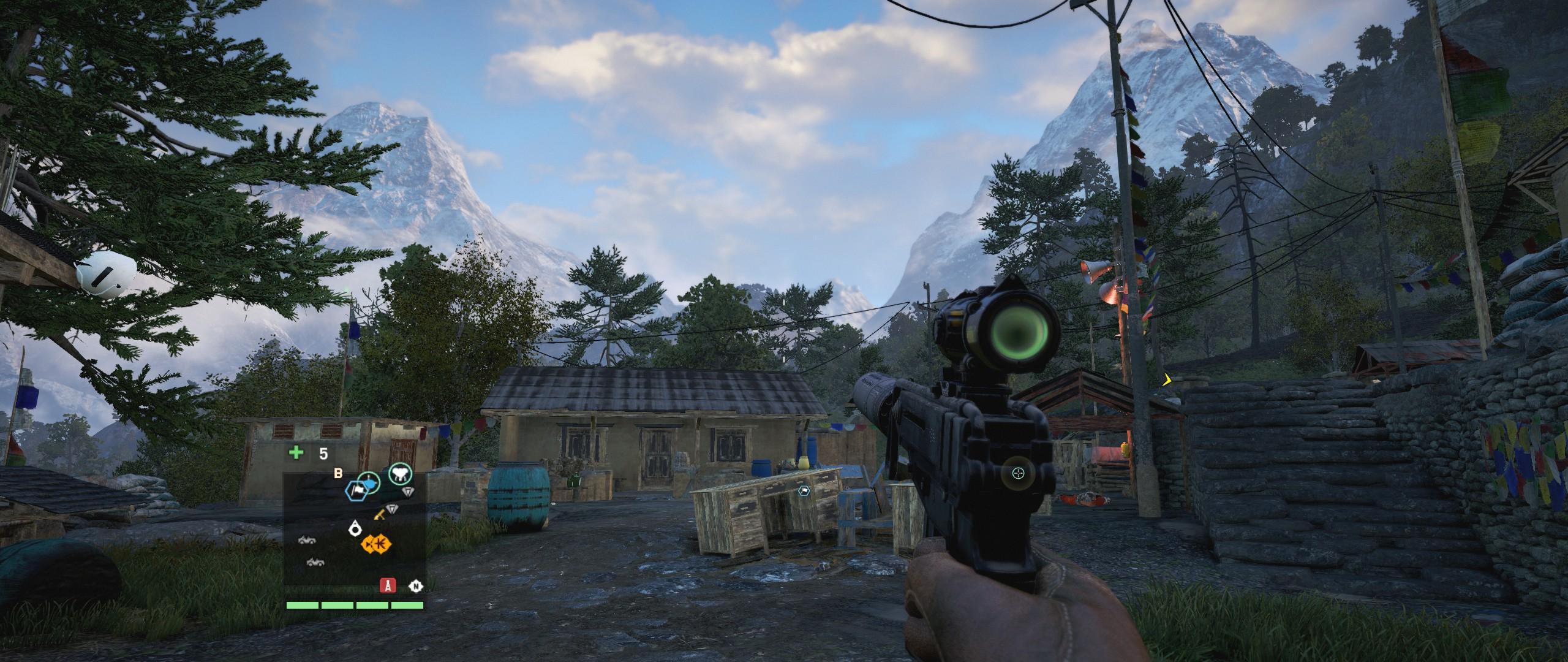 Crack Far Cry 4 Steam - картинка 4