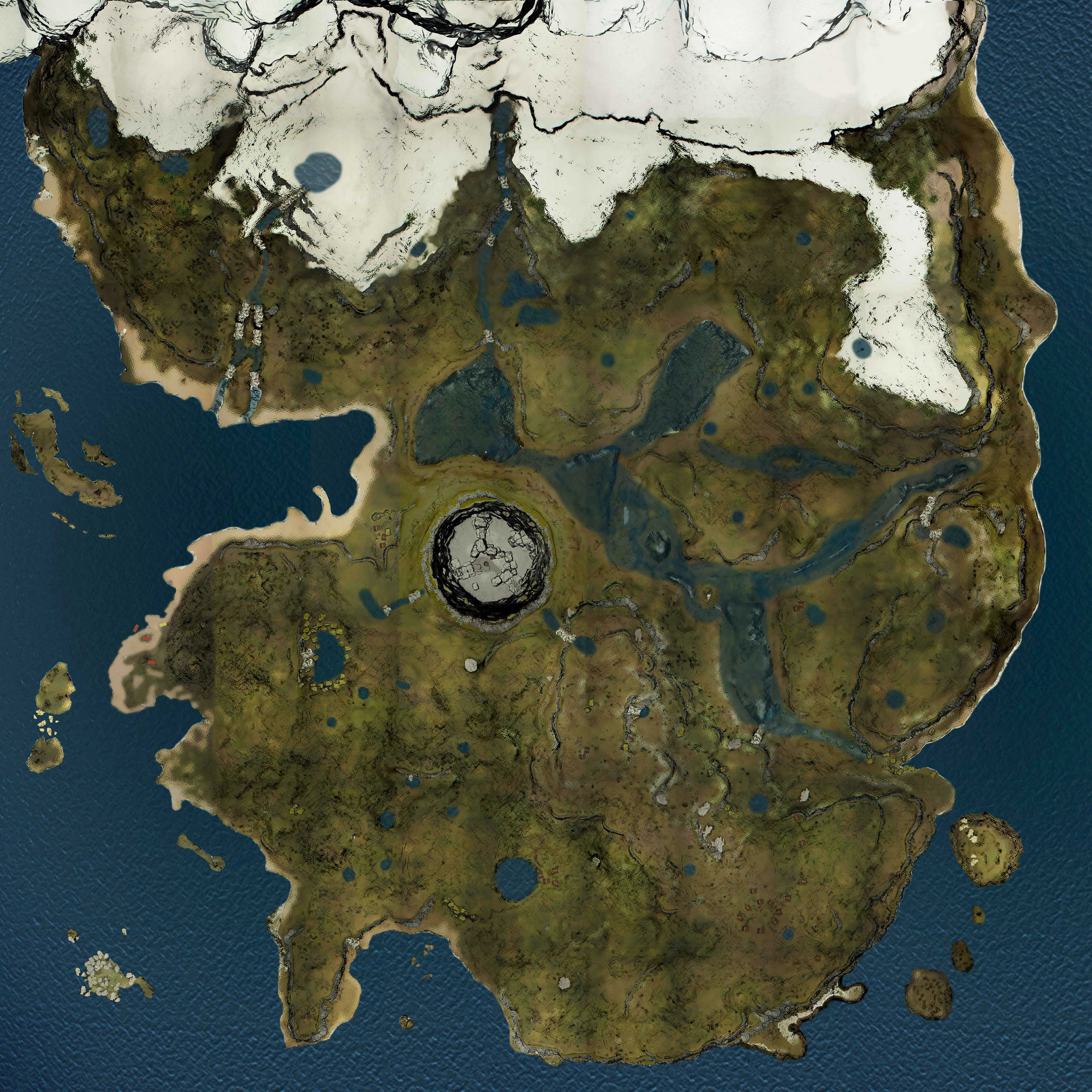 Mapa De The Forest.Steam Community Guide The Forest Map And Infos