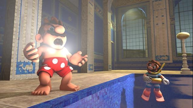 Steam Workshop :: Super Mario Odyssey: Mario Pack 1