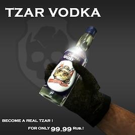 Steam Workshop :: TZAR VODKA!