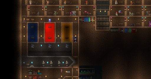 Steam Community :: Guide :: Infinite Liquid Farm - Terraria