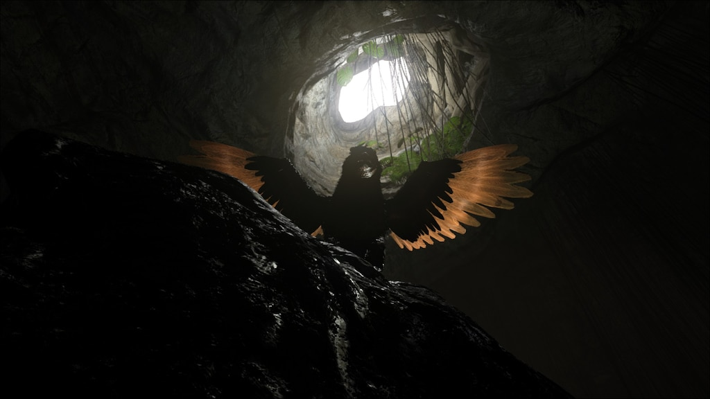Steam Community :: Screenshot :: Cave view Ragnarok map