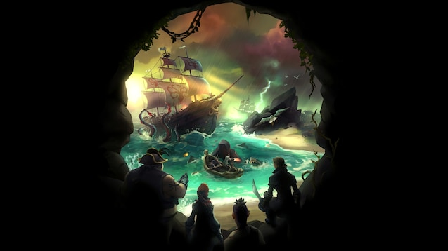Steam Workshop Sea Of Thieves Pirate Wallpaper