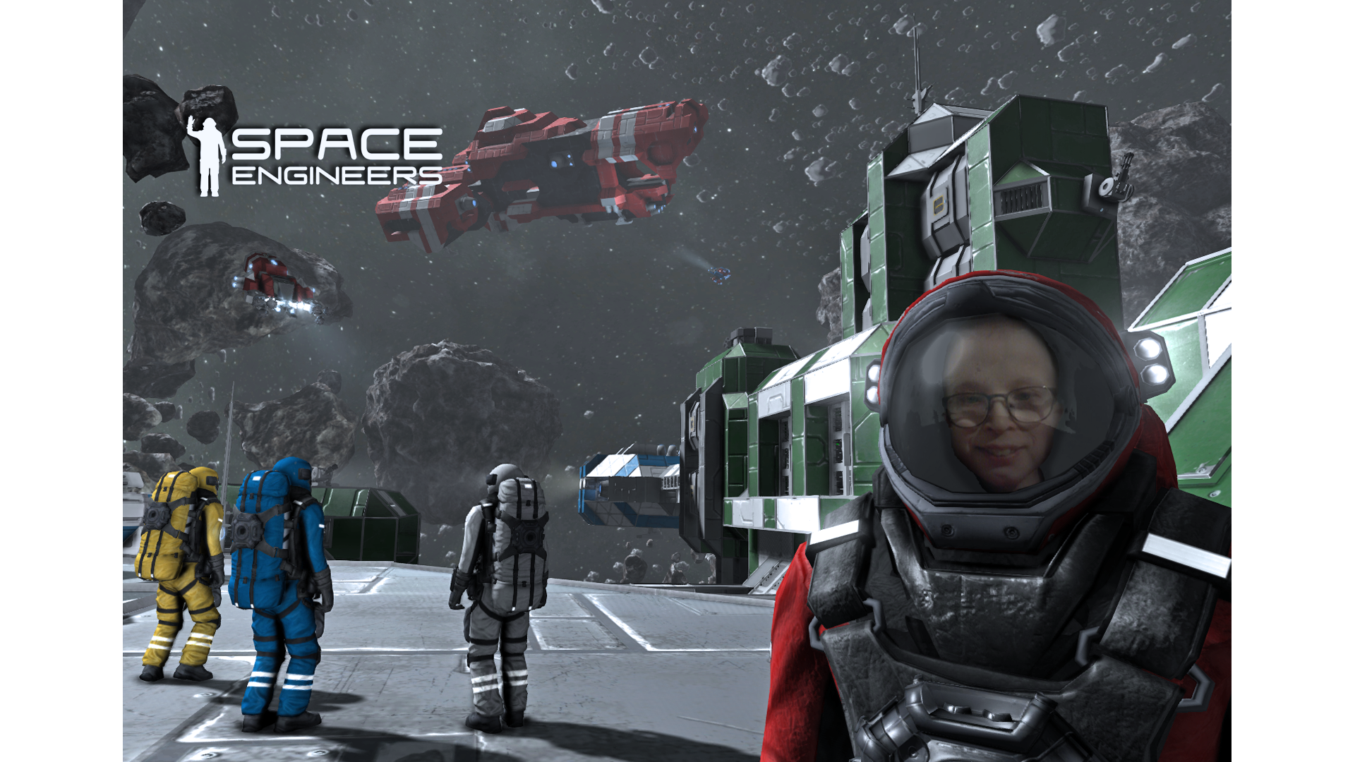 Steam Workshop :: Jeff's collection of mods for Space Engineers