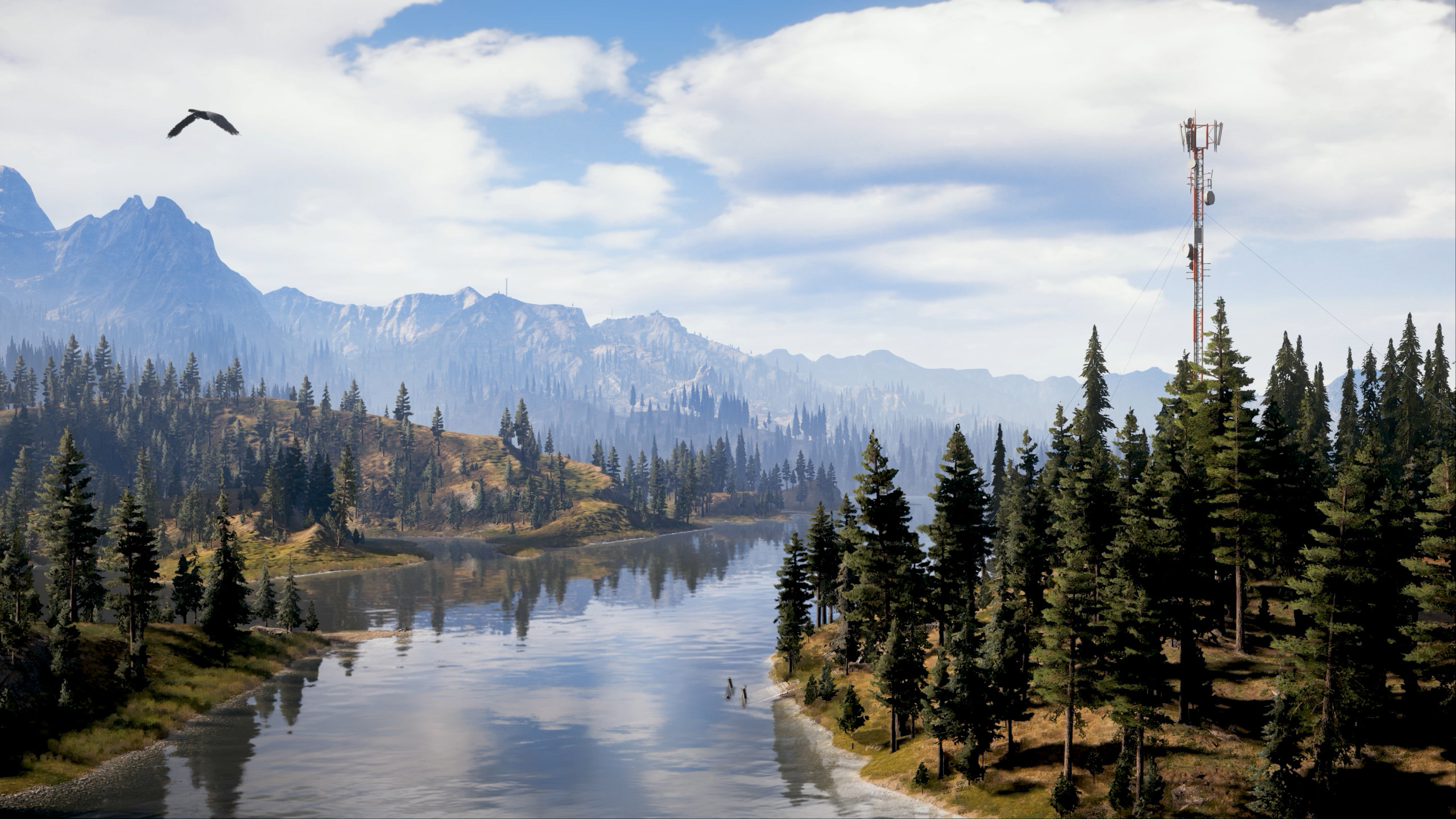 Steam Workshop Welcome To Montana Qhd Landscapes From Far Cry 5
