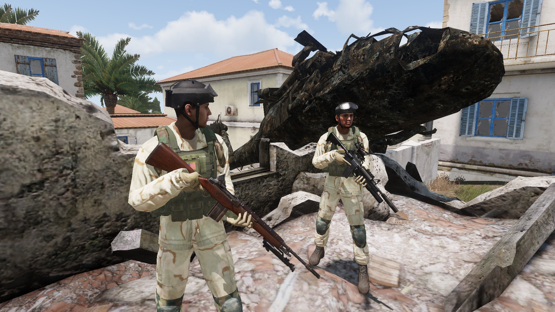 US Forces 2000s - Page 8 - ARMA 3 - ADDONS & MODS: COMPLETE