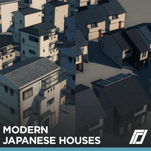 Steam Workshop :: Modern Japanese Houses