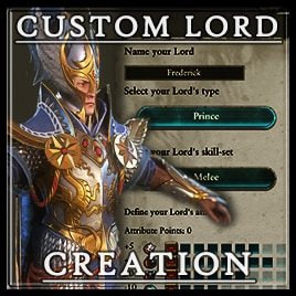 Steam Workshop :: Custom Lord Creation