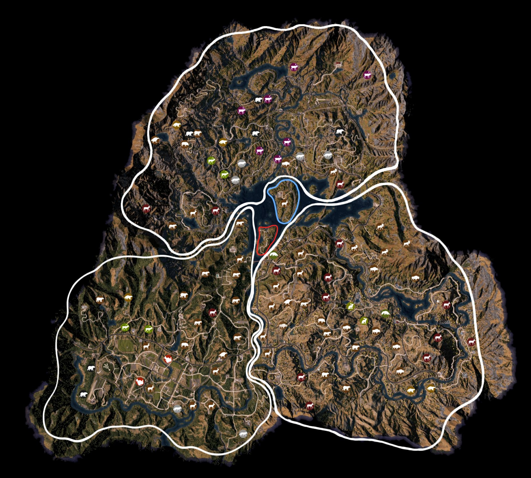 Steam Community Guide World Map Locations