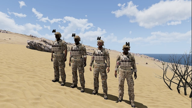 Steam Workshop :: RR JSOC Uniforms